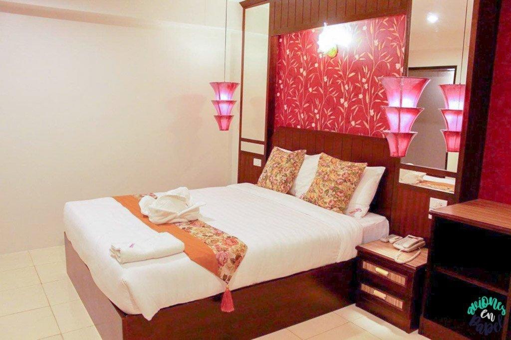 Alojamiento en Chiang Mai. Presupuesto de viaje a Tailandia en 15 días