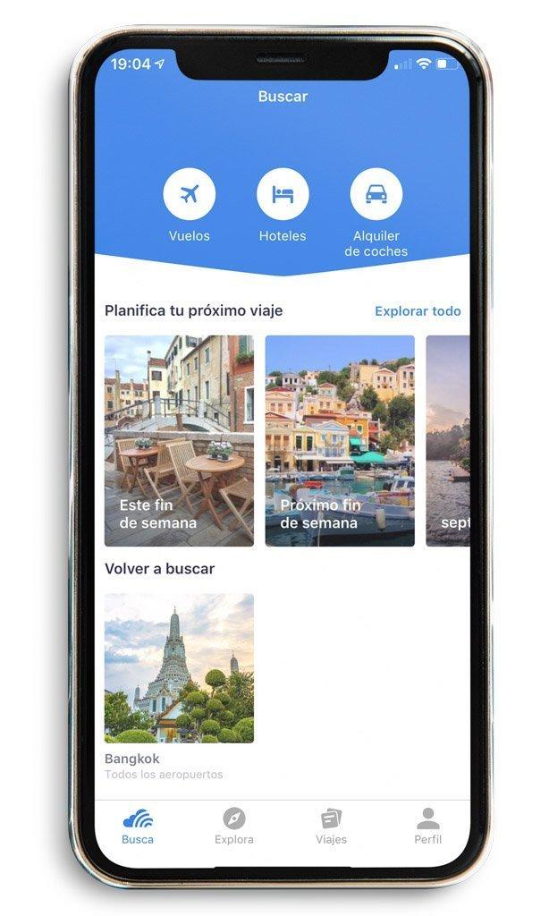 App Skyscanner. Preparativos y qué saber antes de viajar a Tailandia