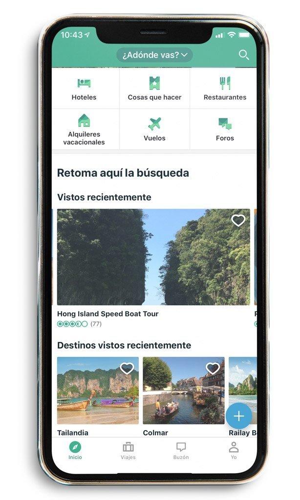 App Tripadvisor. Preparativos y qué saber antes de viajar a Tailandia