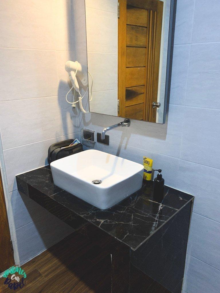 Habitación del U Rip Resort, alojamiento en Phi Phi