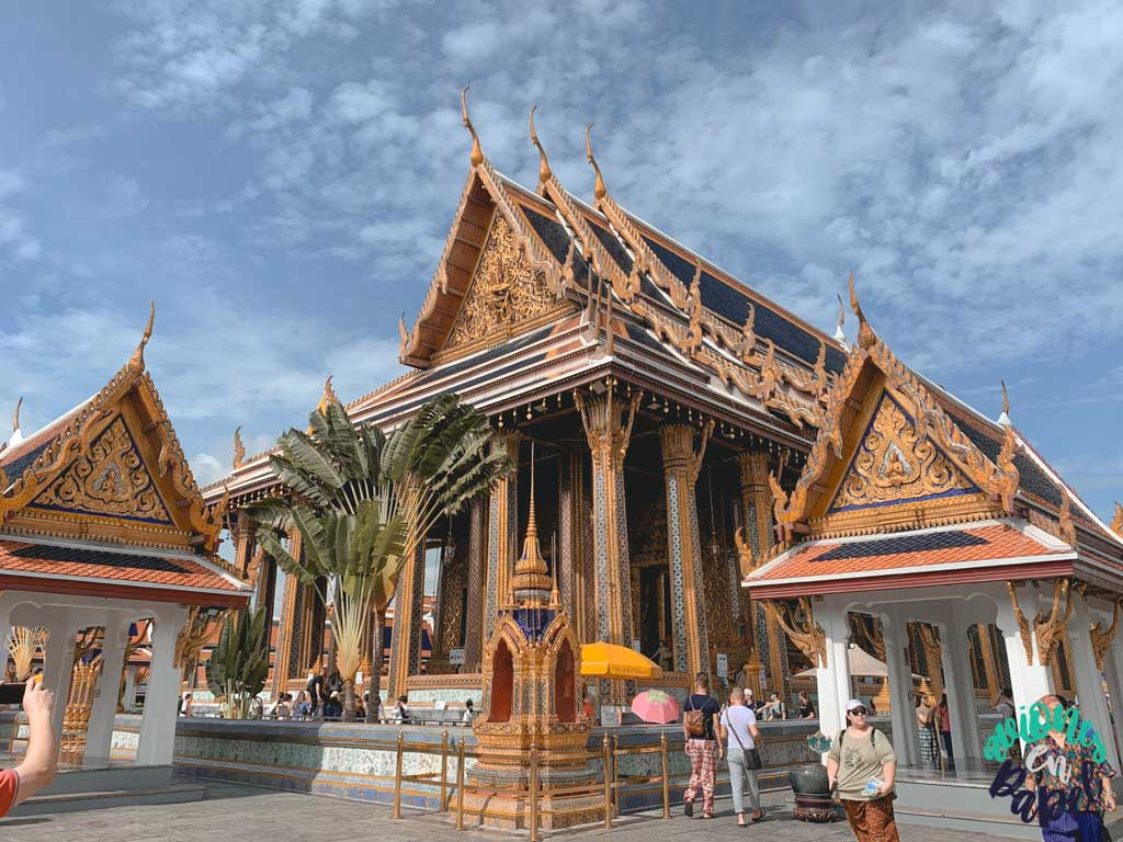Templo del Buda Esmeralda del Grand Palace. Qué ver en Bangkok en 3 días