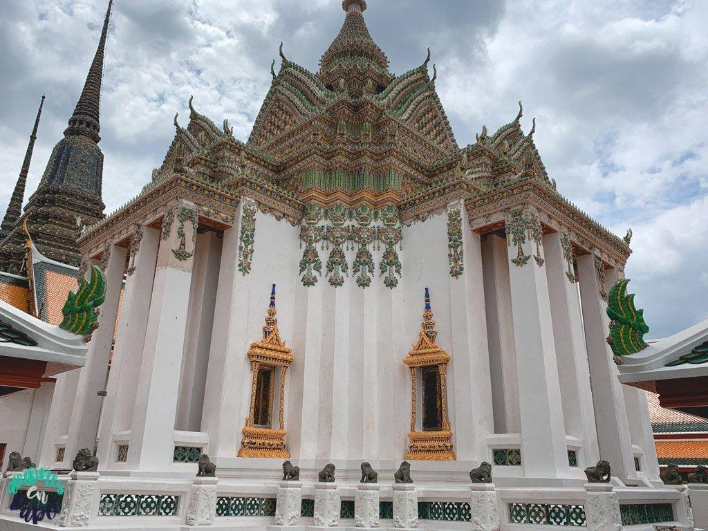 Phra Mondop del Wat Pho. Qué ver en Bangkok en 3 días