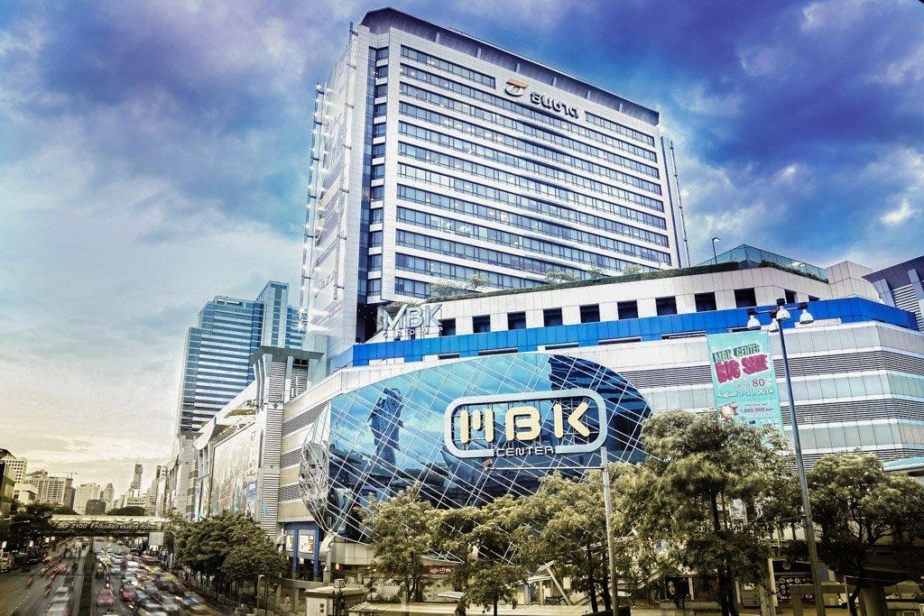 Centro comercial MBK Center. Bangkok