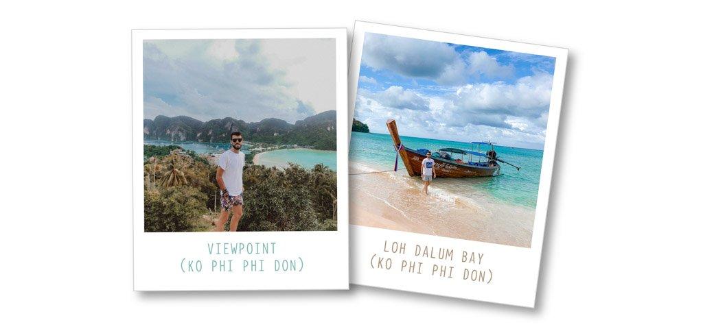 Ko Phi Phi Don día 8. Qué ver en Tailandia en 15 días