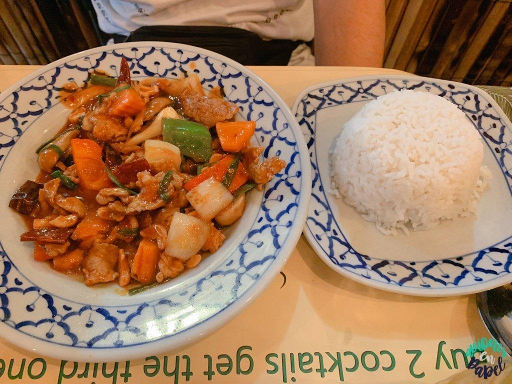 Green House Bkk Restaurant. Dónde comer y cenar en Bangkok