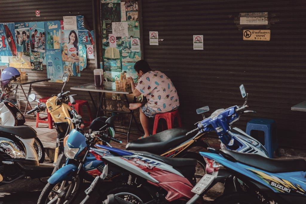 Dónde comer y cenar en Bangkok