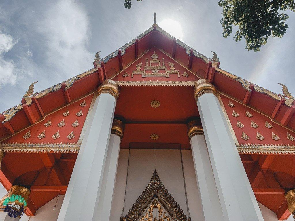 Wihan Phra Mongkon Bophit. Ayutthaya