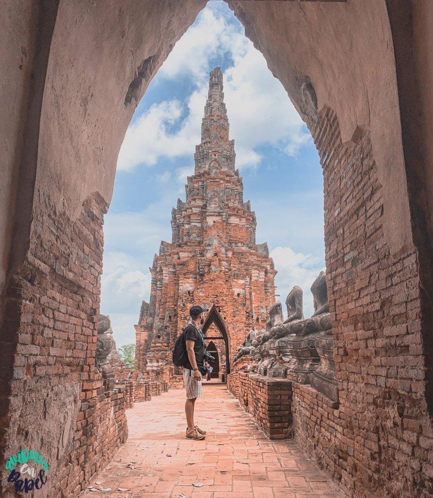 Qué ver y hacer en Ayutthaya en 1 día