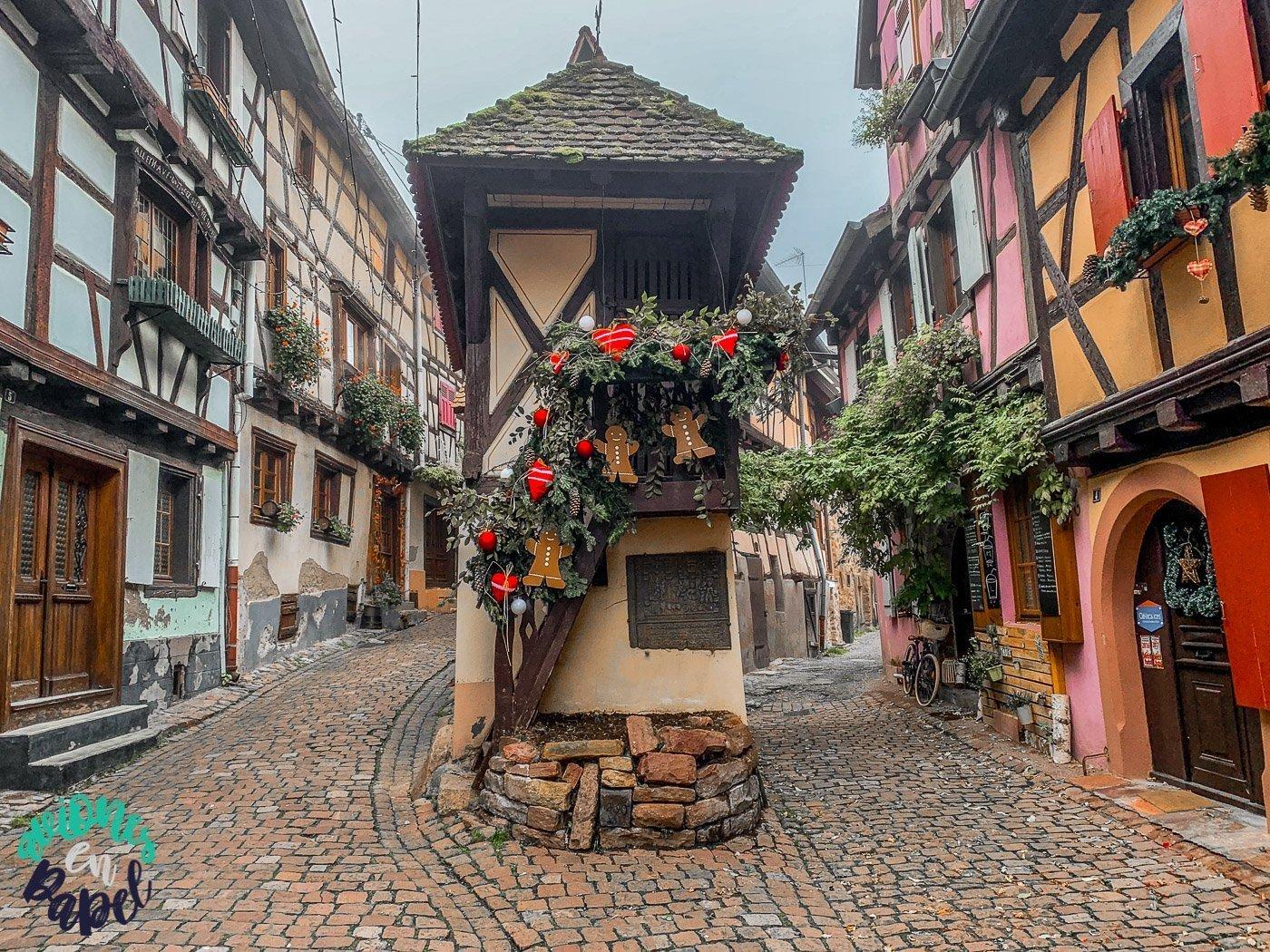 Eguisheim. Ruta y qué ver en Alsacia en 4 días