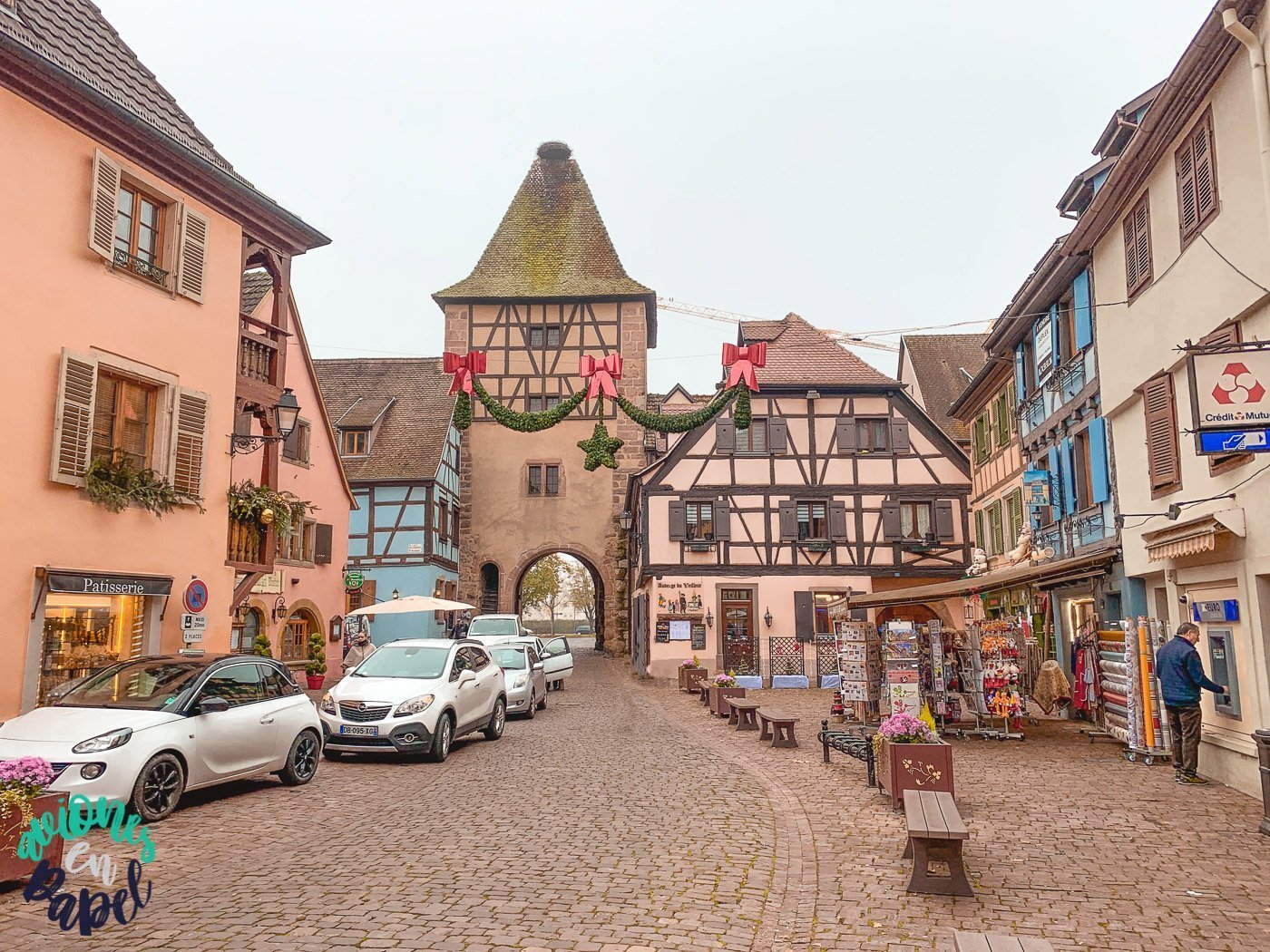 Turckheim. Ruta y qué ver en Alsacia en 4 días