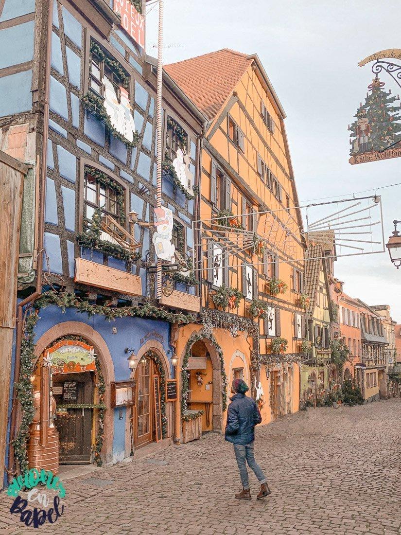 Riquewhir. Ruta y qué ver en Alsacia en 4 días