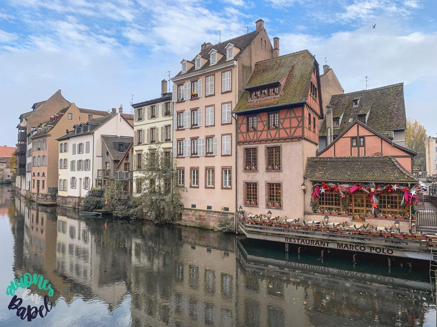 Estrasburgo. Ruta y qué ver en Alsacia en 4 días