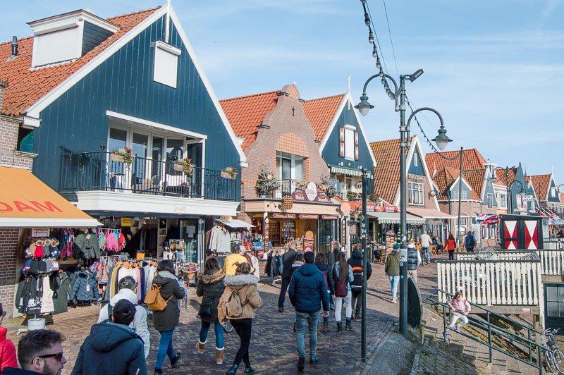 Visita a Volendam: Qué ver y cómo llegar desde Ámsterdam