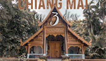 Qué ver y hacer en Chiang Mai en 3 días