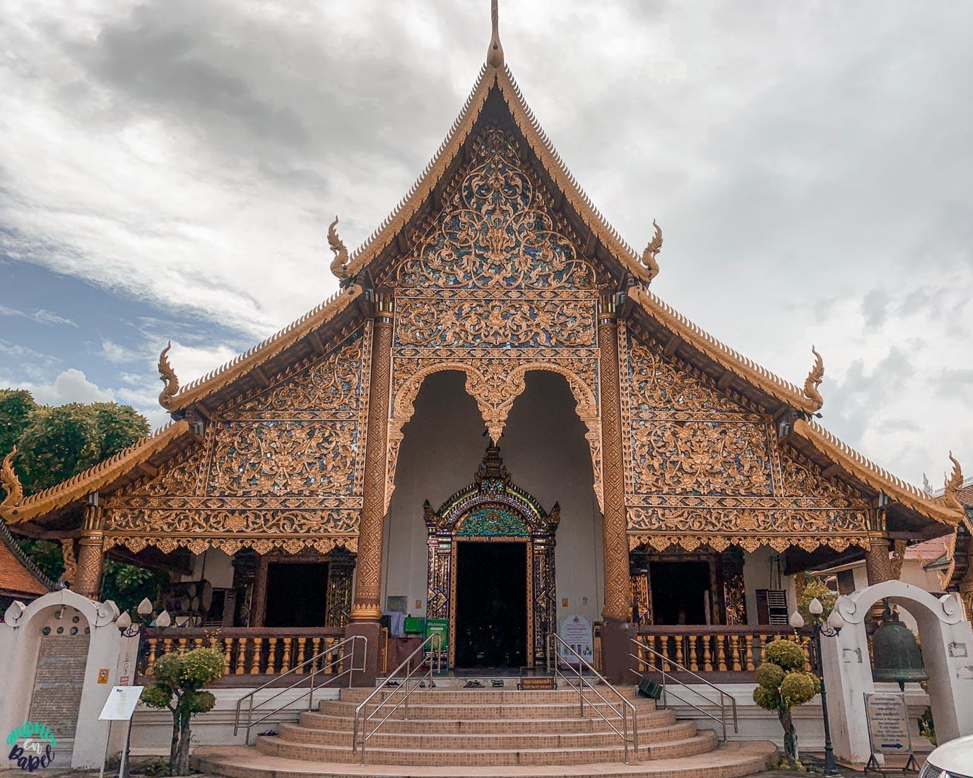 Vihara del Wat Chiang Man: Chiang Mai
