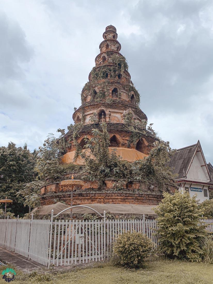 Chiang Mai - Wat Puak Hong