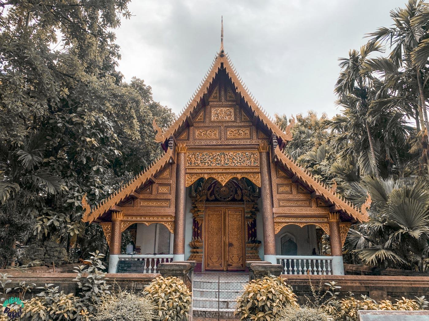 Vihara secundario del Wat Chiang Man: Chiang Mai