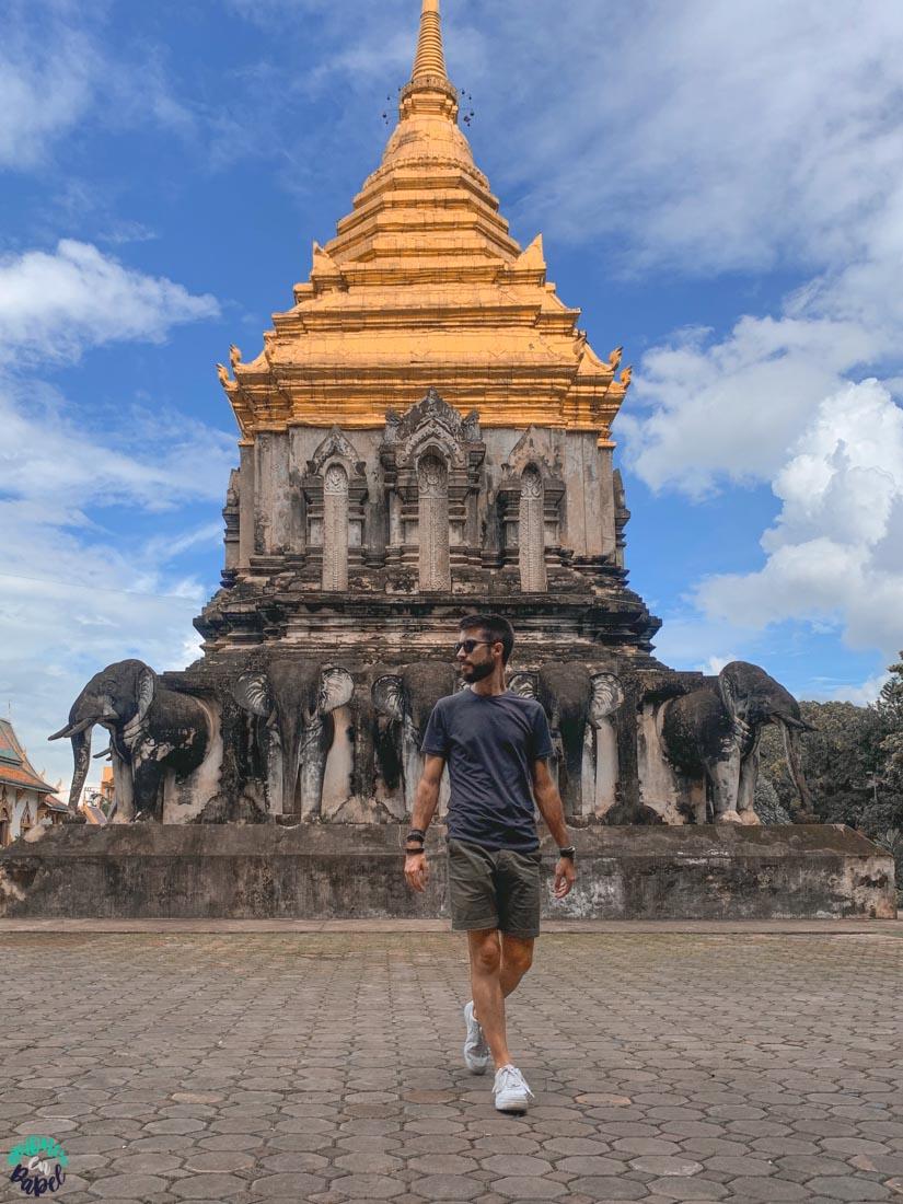 Wat Chiang Man. Qué ver y hacer en Chiang Mai en 3 días