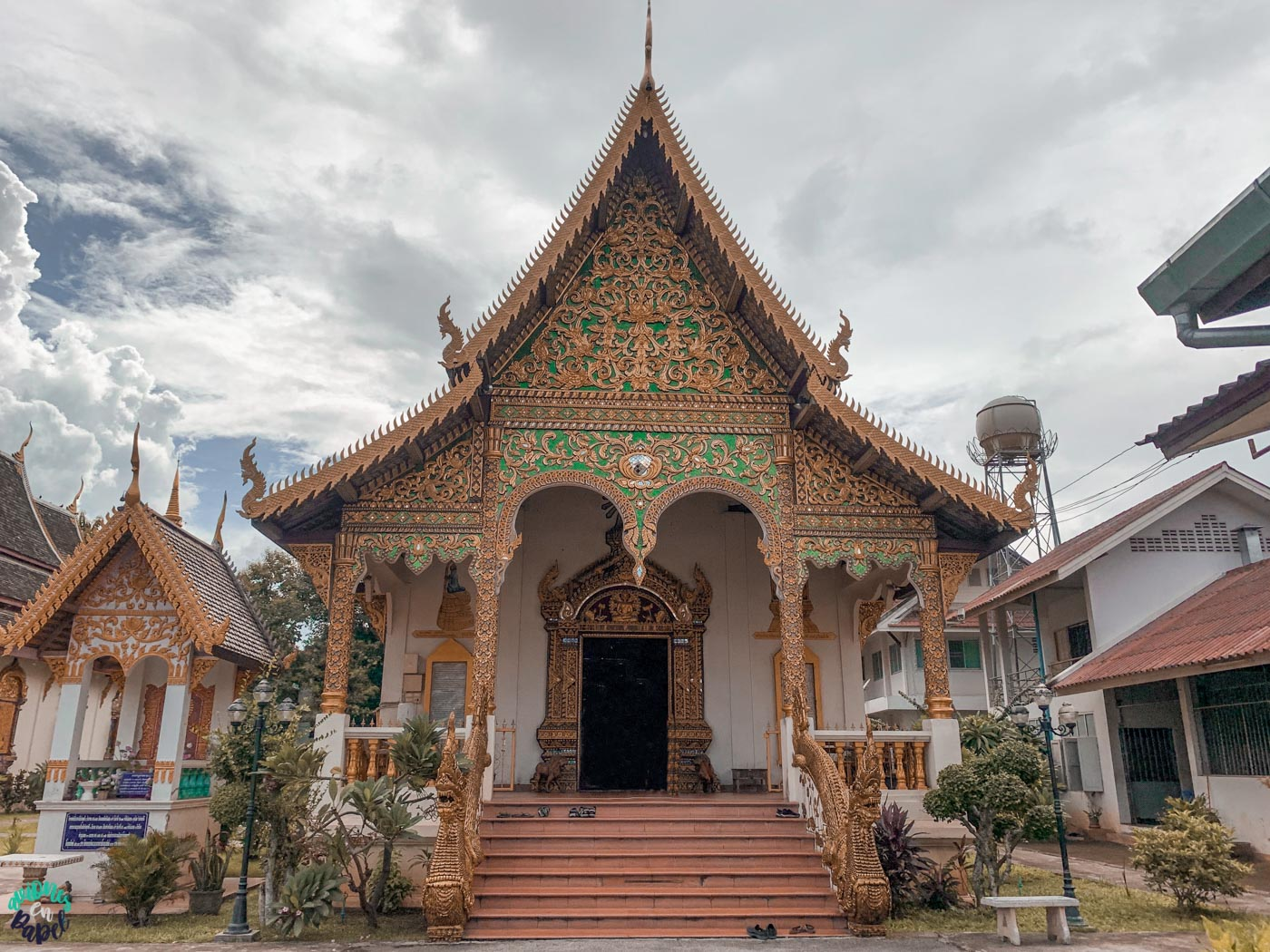 Ubosot del Wat Chiang Man: Chiang Mai