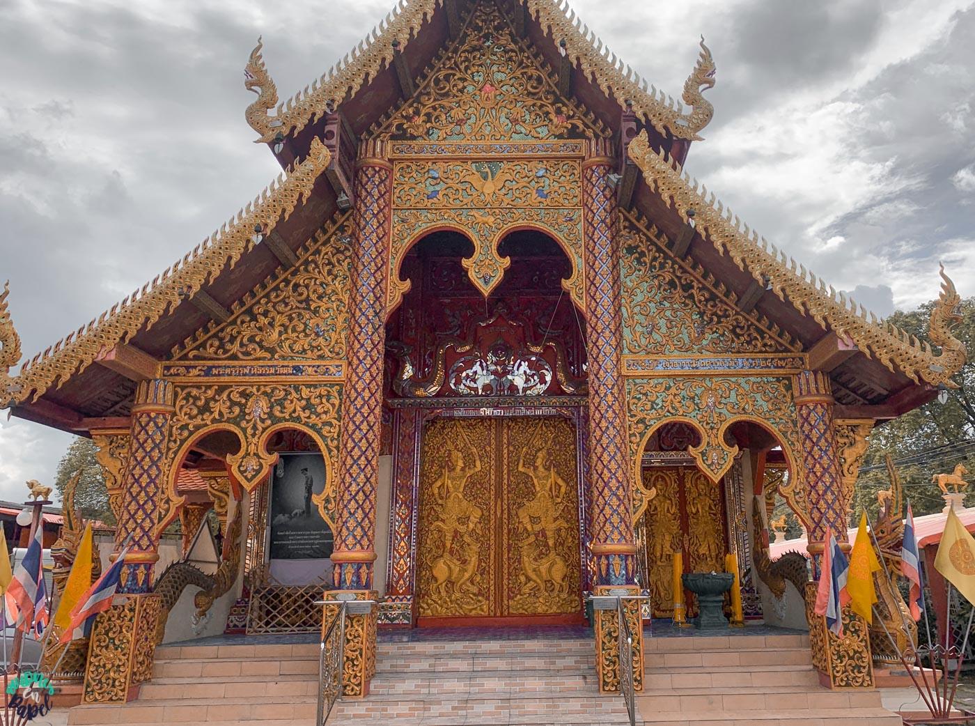 Chiang Mai: Wat Khuan Khama