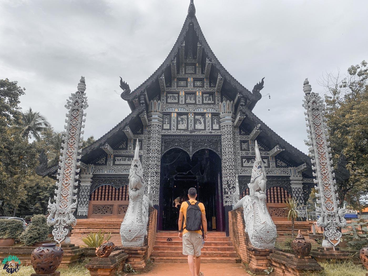 Wat Lok Moli - Qué ver y hacer en Chiang Mai en 3 días