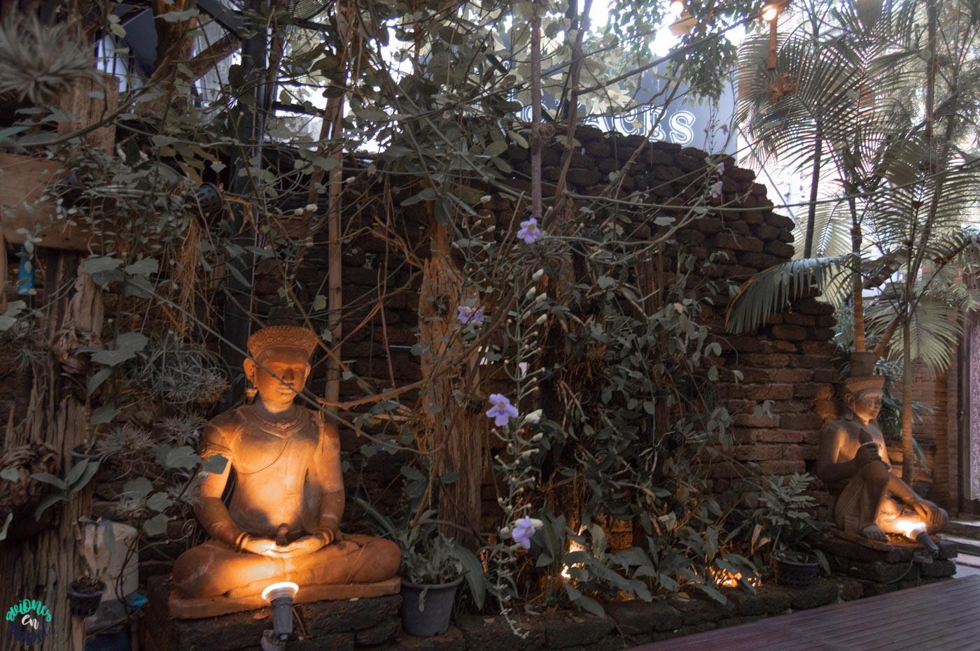Qué ver en Chiang Mai en 3 días: Jardín de Terracota