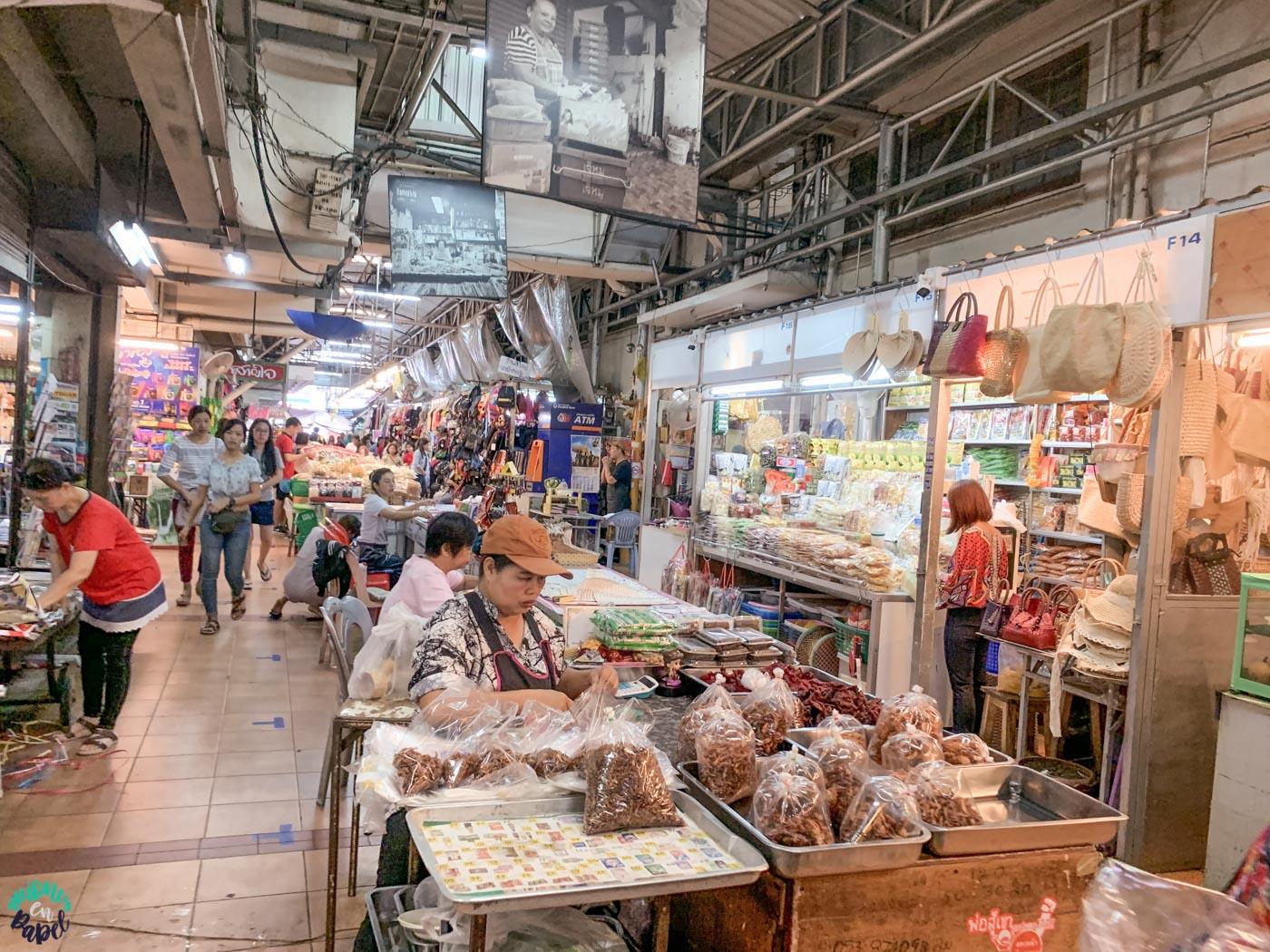 Warorot Market - Qué ver y hacer en Chiang Mai en 3 días
