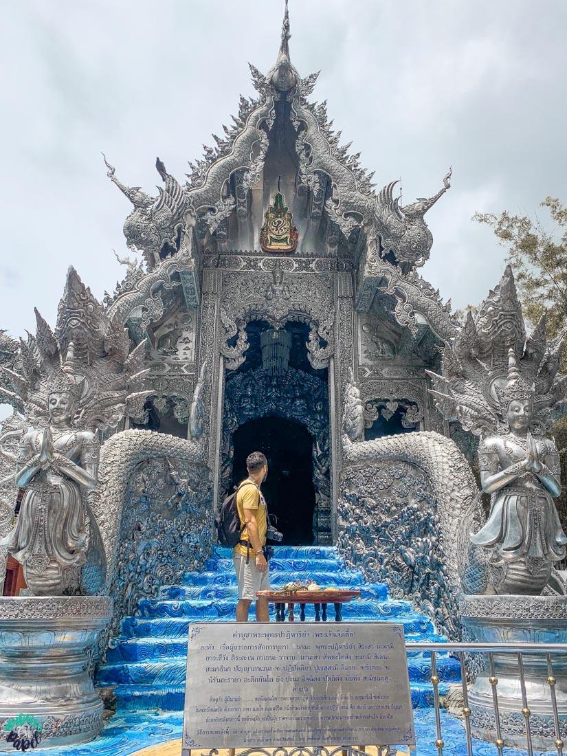 Qué ver y hacer en Chiang Mai en 3 días: Wat Sri Suphan