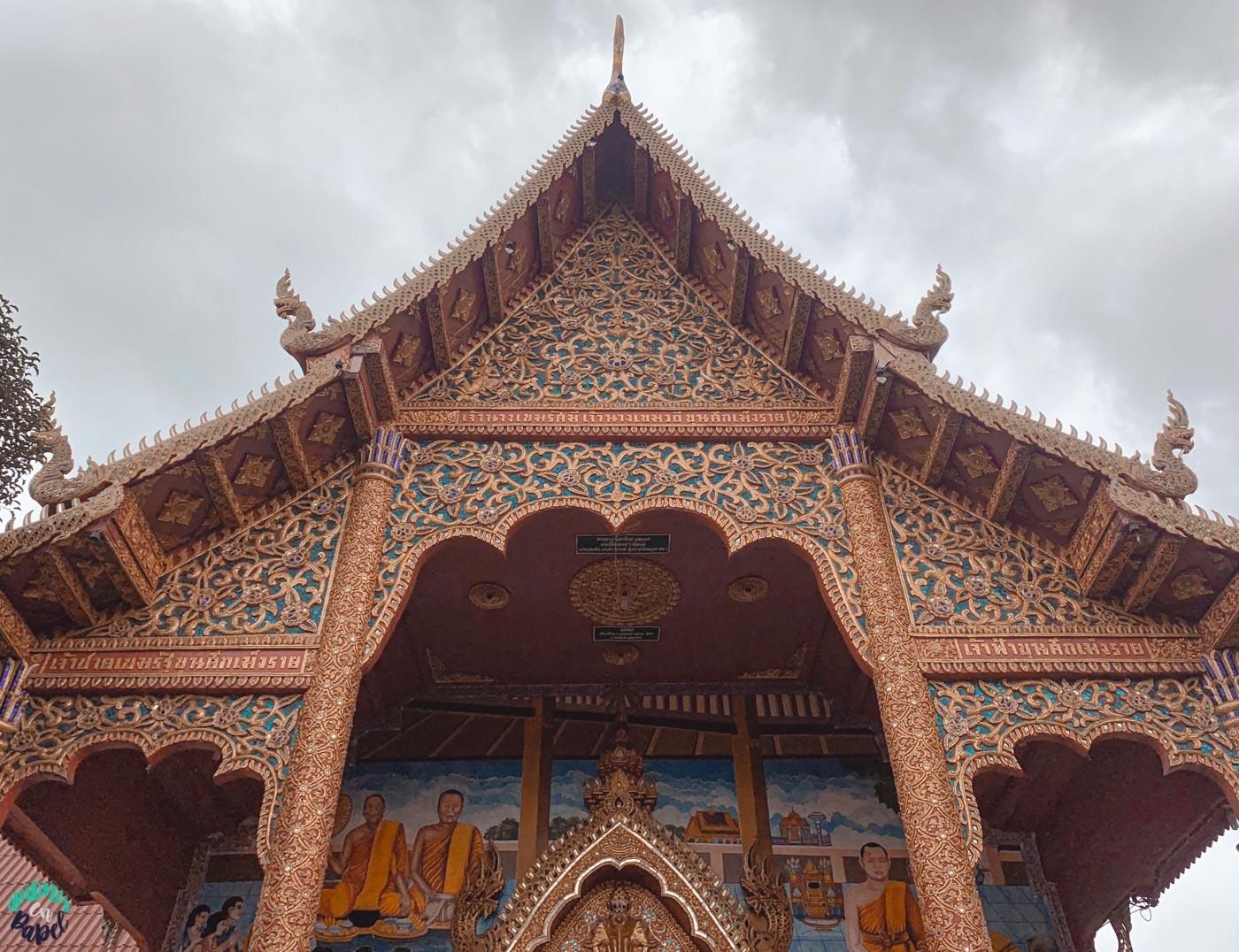Wat Puak Pia - Qué ver y hacer en Chiang Mai en 3 días