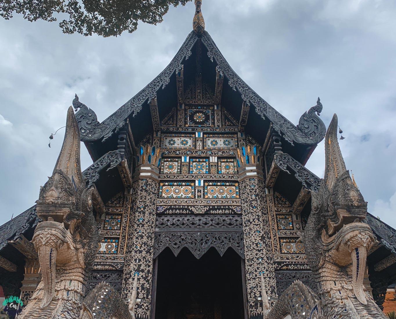 Vihan Ajahn Mun Bhuridatta - Wat Chedi Luang