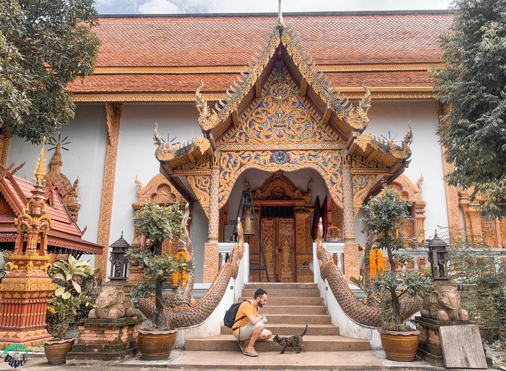 Qué ver y hacer en Chiang Mai en 3 días. Wat Lam Chang