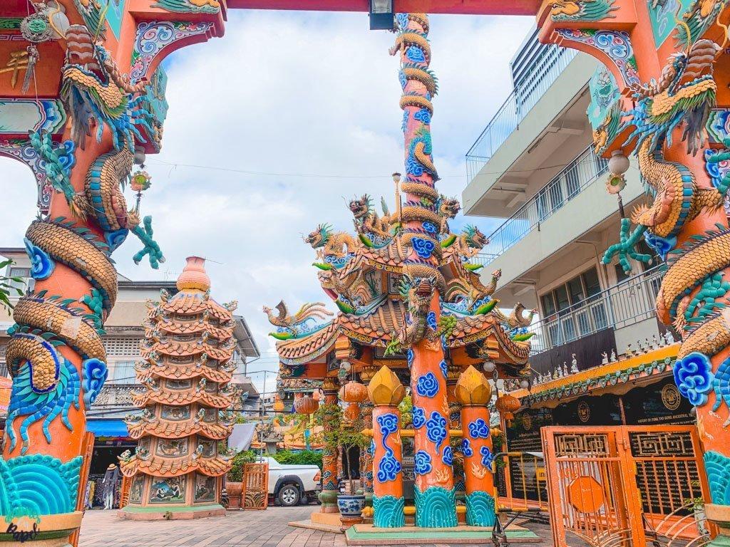 Pung Thao Kong Shrine - Chiang Mai