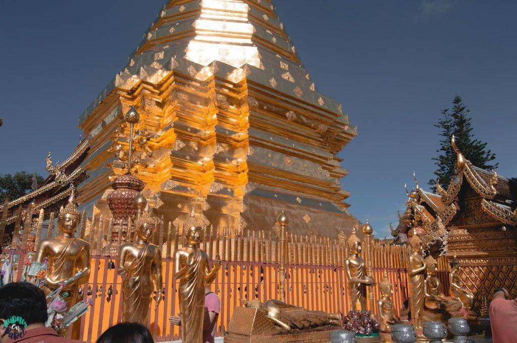 Budas de los días de la semana - Chiang Mai