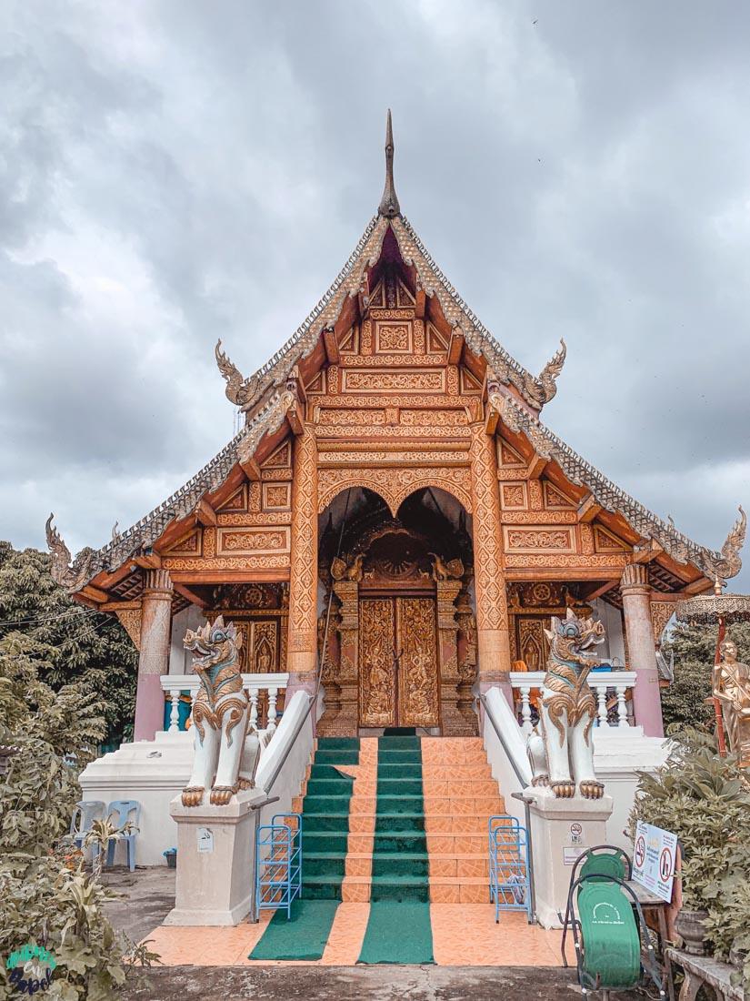 Wat Puak Hong - Chiang Mai