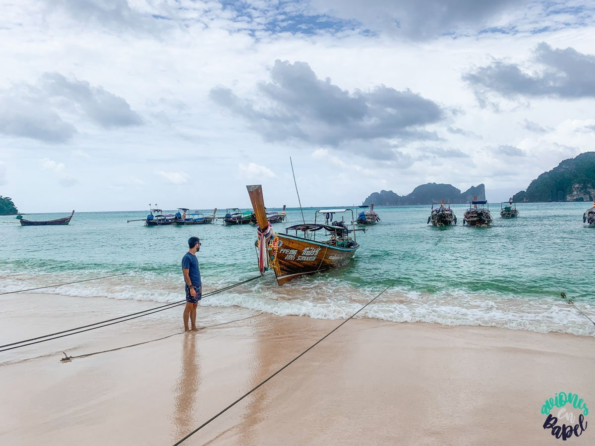 Tonsai Beach: Koh Phi Phi Don