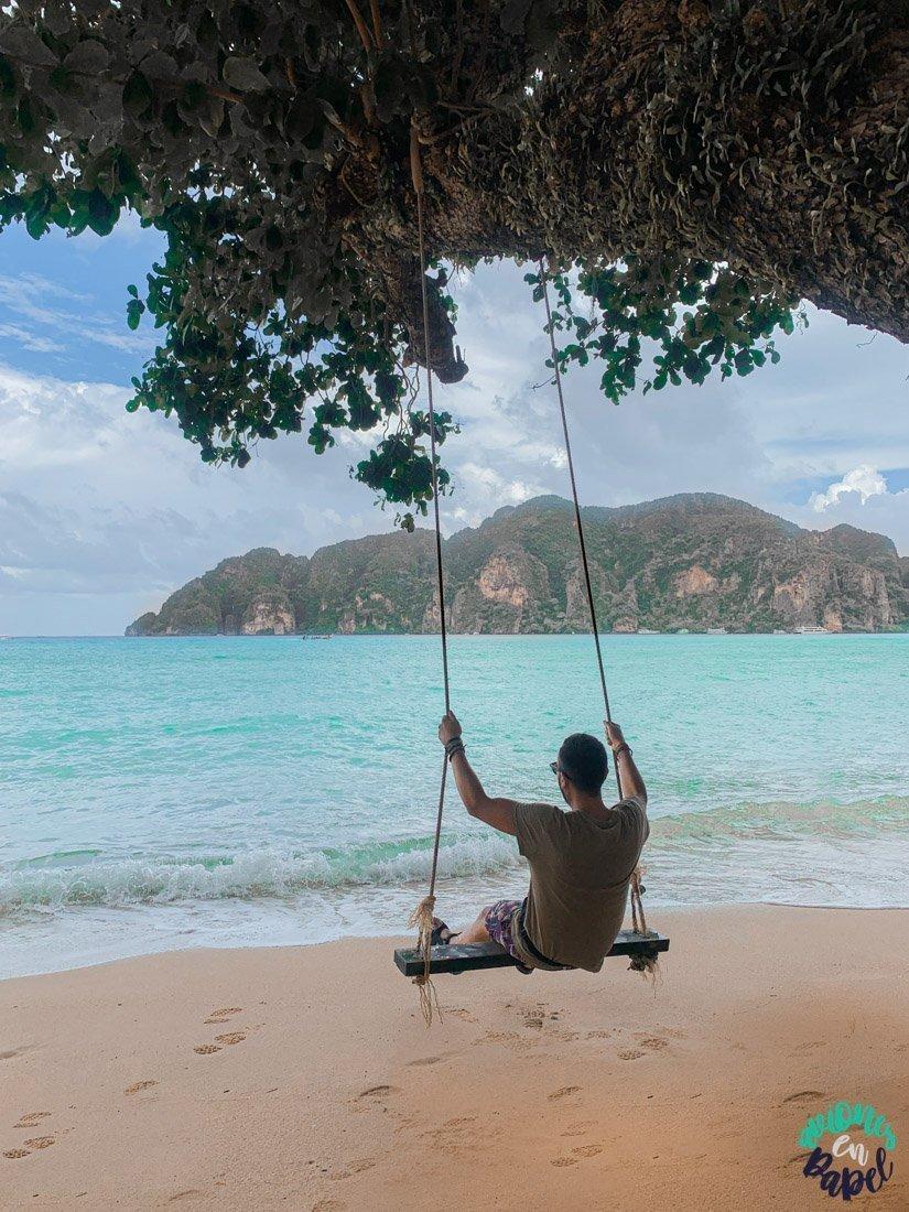 Laem Hin Beach: Qué ver y hacer en las Islas Phi Phi en 3 días