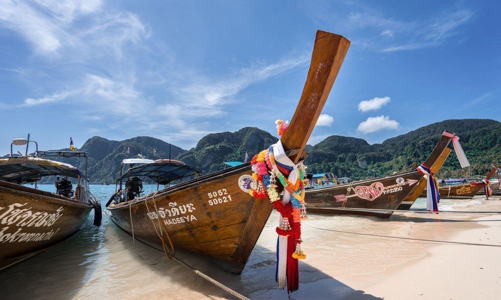 Koh Phi Phi Don: Loh Dalum Beach