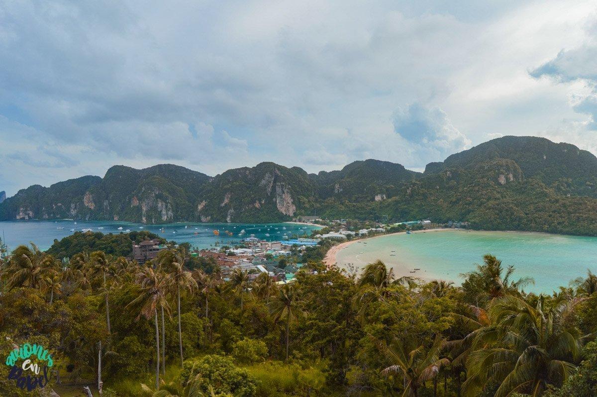 Qué ver y hacer en las Islas Phi Phi en 3 días: Viewpoint
