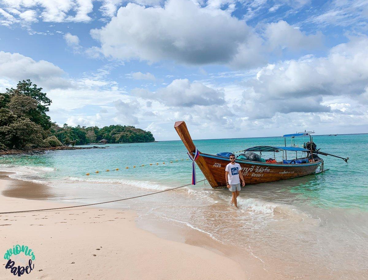 Qué ver y hacer en las Islas Phi Phi en 3 días: TonSai Beach