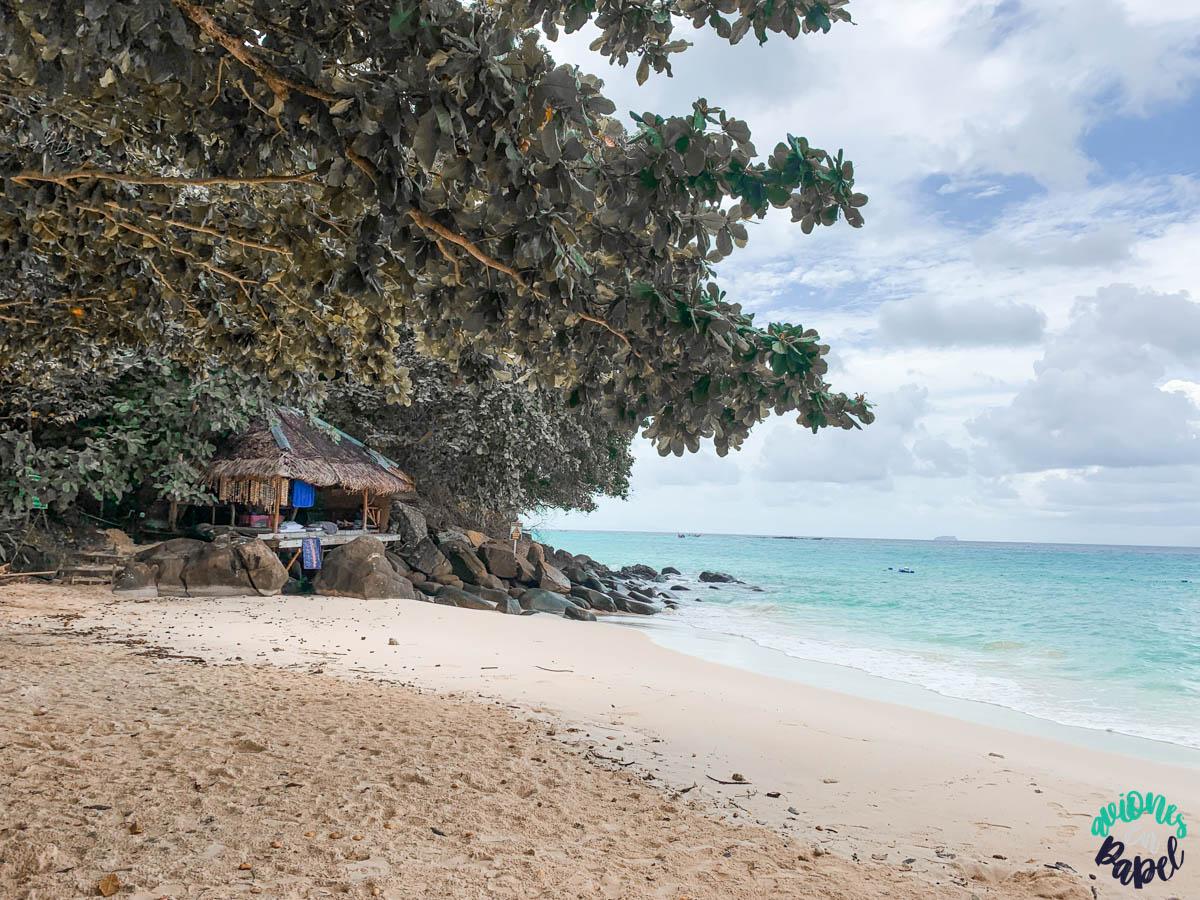 Phi Phi: Viking Beach