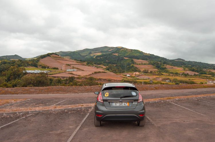 Presupuesto de viaje a Sao Miguel (Islas Azores) en 7 días: Coche