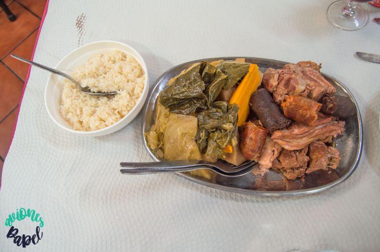 Alimentación: Presupuesto de viaje a Sao Miguel (Islas Azores) en 7 días