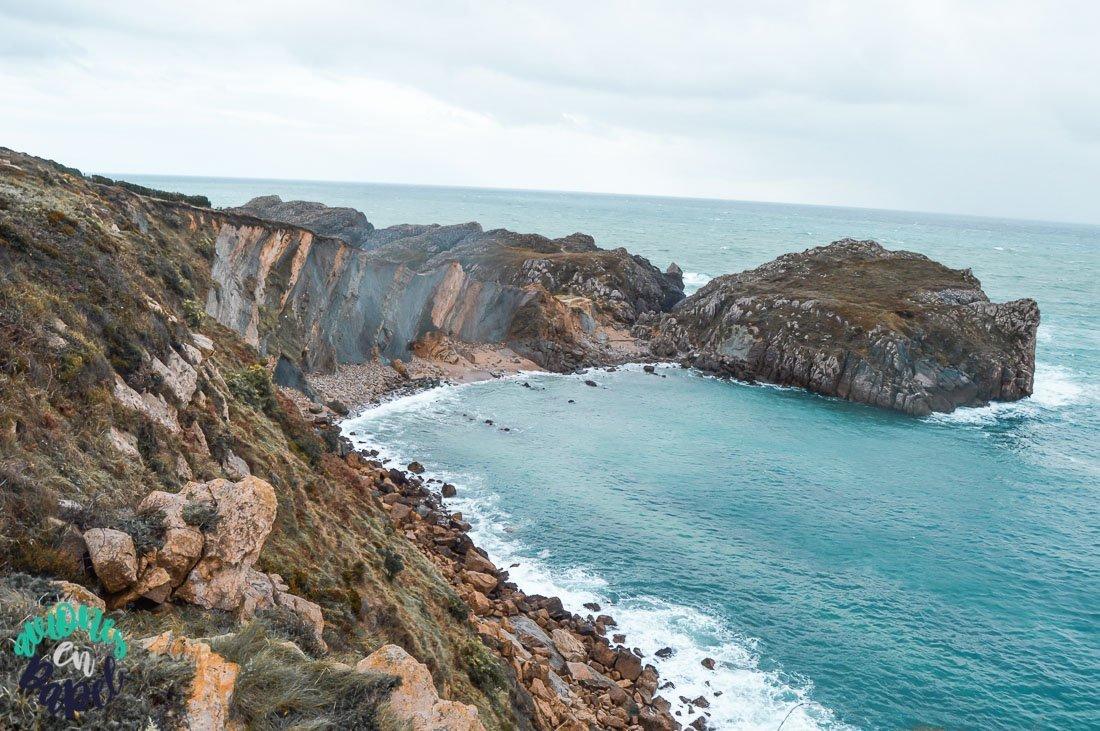 Ruta para saber que ver en Cantabria en 5 días: Costa Quebrada