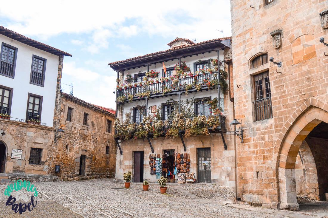 Ruta para saber que ver en Cantabria en 5 días: Santillana del Mar