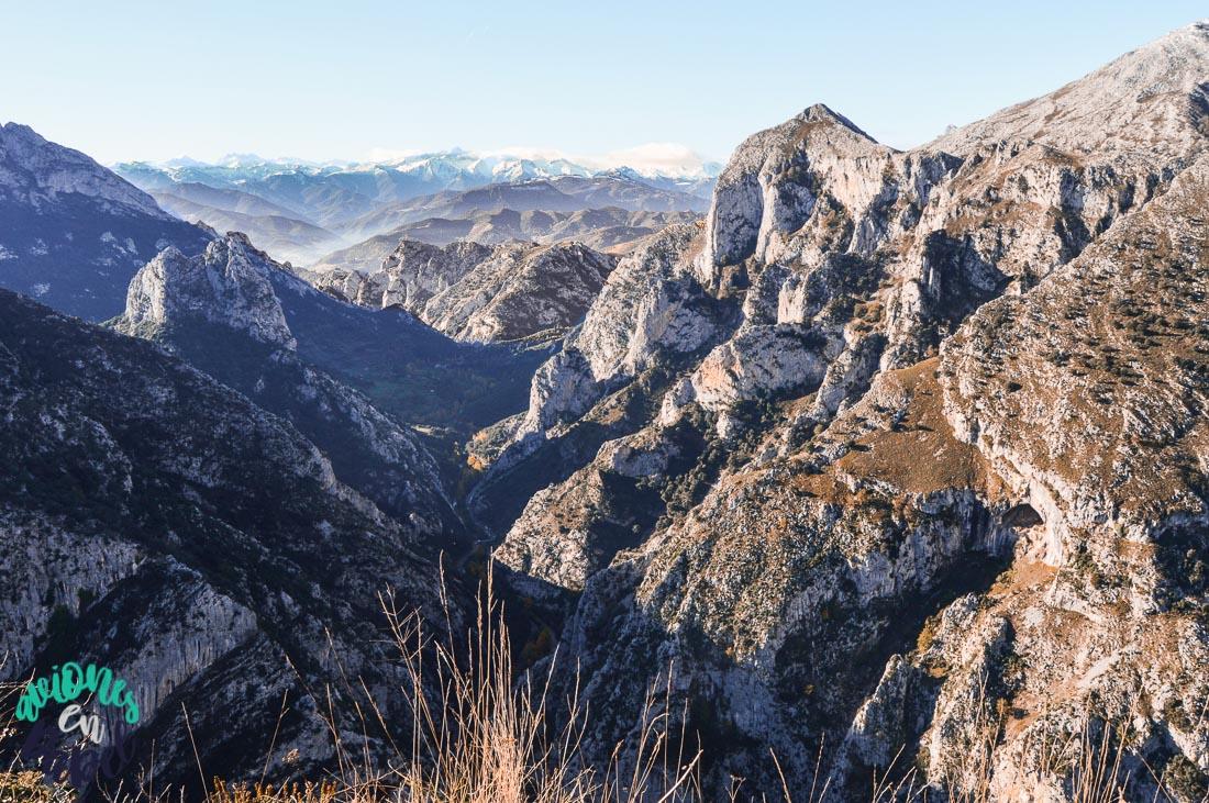 Mirador de Santa Catalina del Desfiladero de la Hermidia