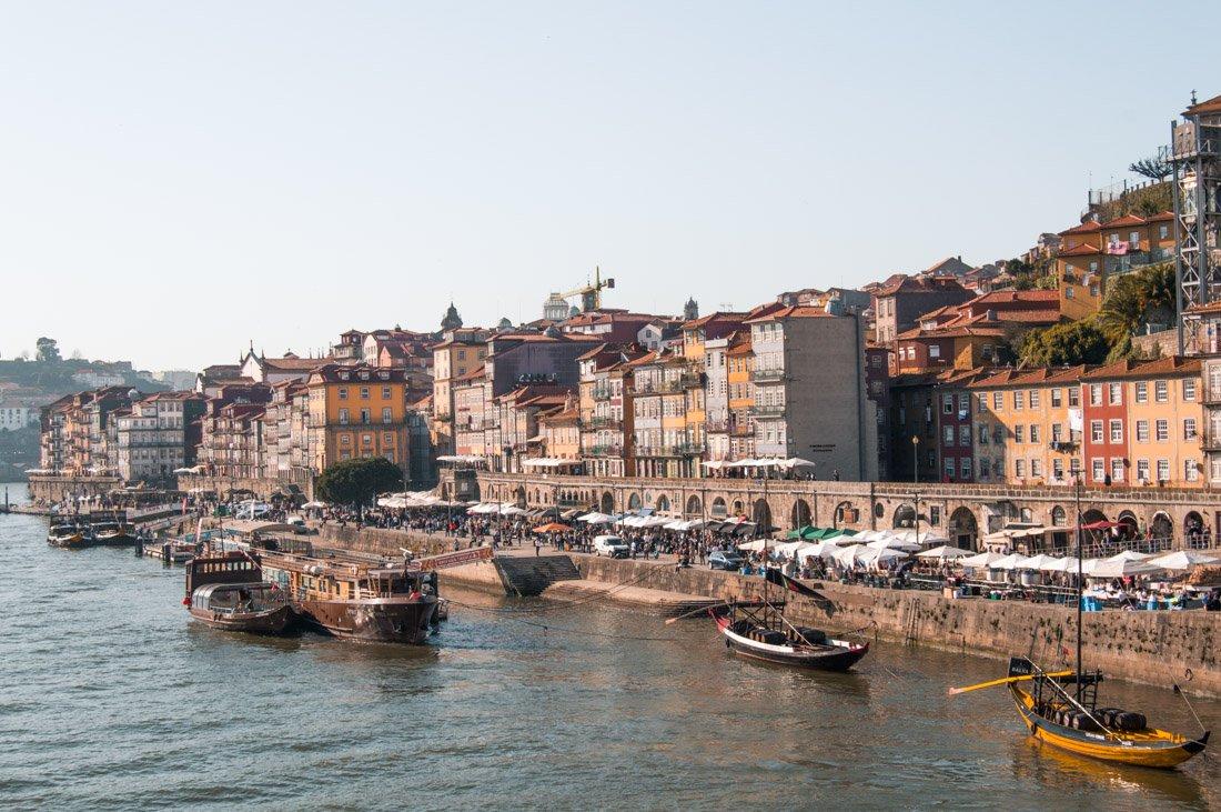 Qué ver y hacer en Oporto en 3 días