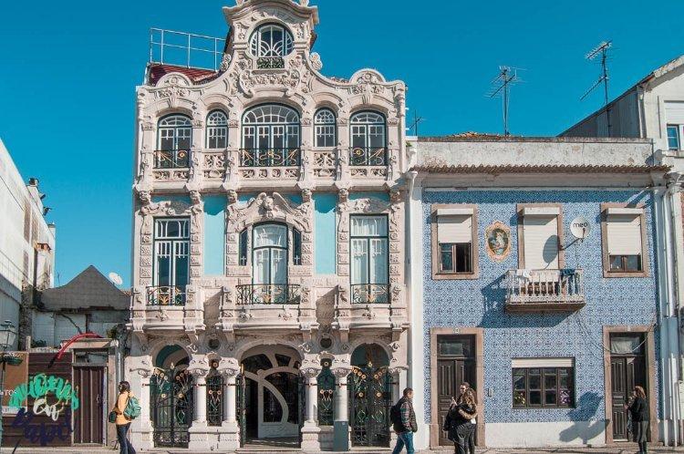 Qué ver en Aveiro en un día: Museu Arte Nova