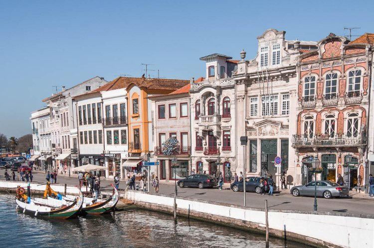 Qué ver en Aveiro en un día, la Venecia portuguesa