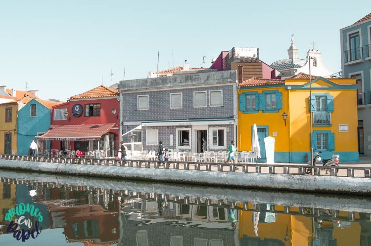 Canal dos Botirões, Aveiro