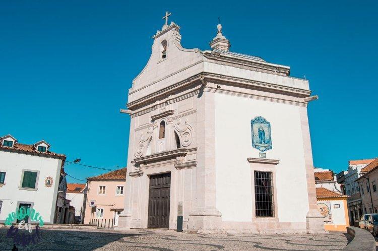 Capela de São Gonçalinho en Aveiro